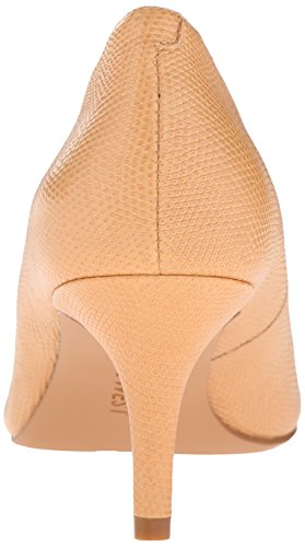 Pompa Nine West Margot Reptile Dress Natural Textured