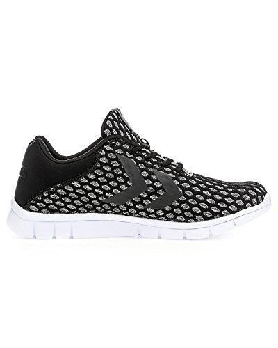 Hummel Fashion effectus Breather Sneaker nero