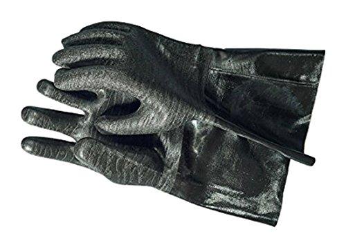 Artisan Griller hitzebeständig BBQ, Smoker, Grill, Ofen und Kochen Handschuhe mit strukturiertem Handflächen, 1Paar