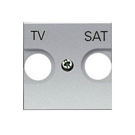Niessen - n2250.1pl Tapa Toma TV-r/Sat Zenit Plata Ref. 6522015164