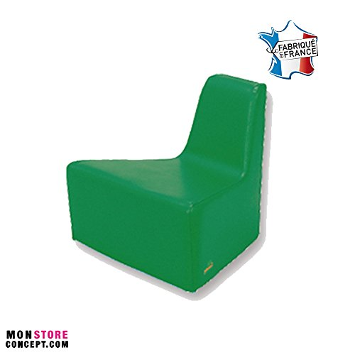 Chauffeuse d'angle ext. T2 - Ht d'assise 32 cm