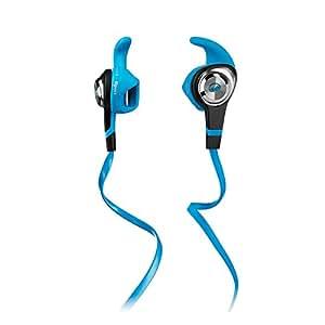 Monster iSport Strive In Ear Headphones - Blue