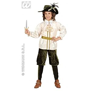 WIDMANN Disfraz de Príncipe Infantil Carnaval