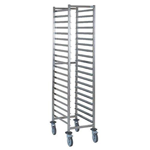 Tournus CG186 Racking Trolley, GN 1/1, 20 Levels Test