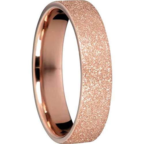 Bering Damen-Ring Edelstahl teilvergoldet Gr. 60 (19.1)-557-39-72
