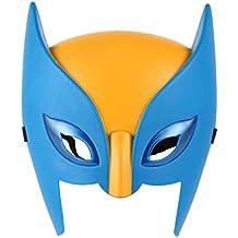 Los niños máscara del funcionamiento de Propiedad Superhero máscara para ...