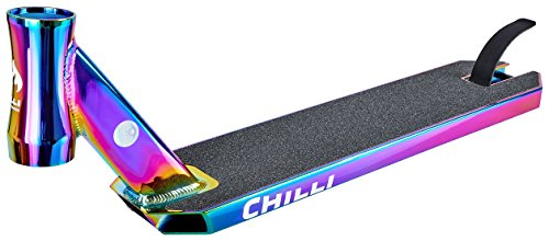 Chilli Pro Scooter Reaper Deck 50 cm - Stuntscooter Parkdeck (neochrome)