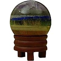 HARMONIZE Reiki Healing Stone Multi Stone Bereich Kugel Balancing Art Tischdekoration preisvergleich bei billige-tabletten.eu
