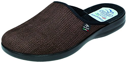 Fly Flot, Chaussons Pour Hommes Brown Brown Brown (brown)