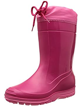 Beck Pferd pink 498, Mädchen Stiefel
