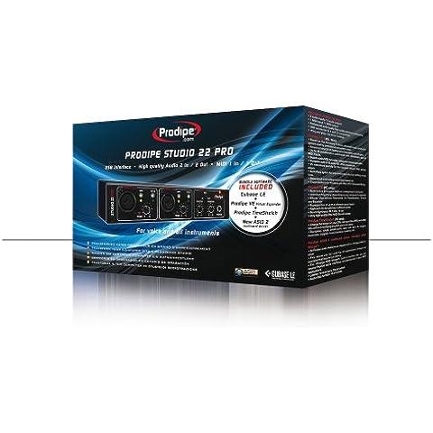Prodipe Studio Pro 22 - Estudio de grabación USB para ordenadores
