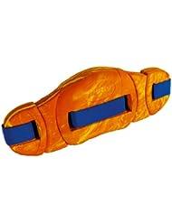 Fashy Erwachsene Aqua Fitness Gürtel, Orange/Gelb/Blau, 4402 100