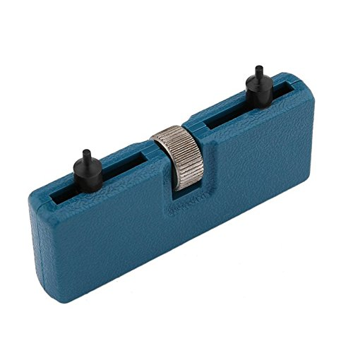 myfei Armbanduhr Tisch Repair Tool, tragbar Zwei Claw offener Cover Gerät der Rückseite Cover öffnen Armbanduhr mit Big Caliber Werkzeug -