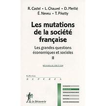 Les mutations de la société française (02)