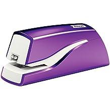 Petrus WOW E-310 - Grapadora eléctrica, color púrpura metalizado