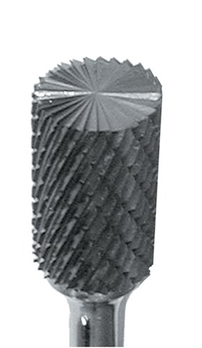 SAIT 45001 Tungsten Carbide Die Grinder Bur SA3 Double Cut//Alternate Cut 3//8 x 3//4 x 1//4 United Abrasives