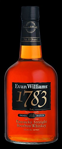 Evan Williams No. 10 1783 Kentucky Straight Bourbon Whisky  (1 x 0.7 l) - Unternehmen 700 Serie