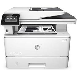 HP Stampanti Office Pro M426fdw Stampante Multifunzione, Bianco
