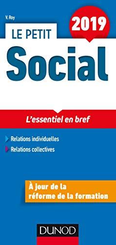 Le Petit Social 2019 - 14e ed. - Les éléments indispensables par Véronique Roy