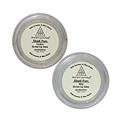 Khadi Pure Lychee and Mint Lip Balm Combo (20g) Pack 2