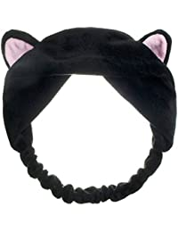 Sanwood Women Cute Cat Ears Headband Hair Head Band Party Headdress
