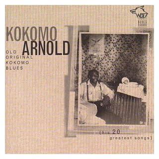 OLD ORIGINAL KOKOMO BLUES (1998-08-03)