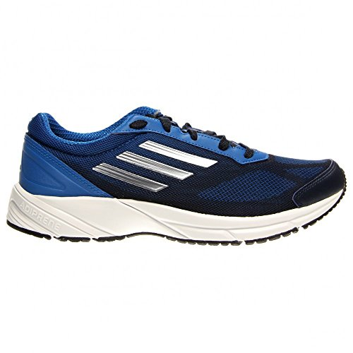 Adidas Lite Pacer 2 Synthétique Baskets Blue-White-Navy