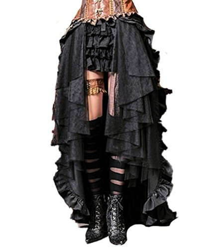Dark Dreams Gothic Mittelalter LARP Rock Black Mamba