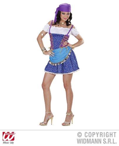 - Größe 42/44 (L) (Zigeunerin Tänzerin Kostüme)
