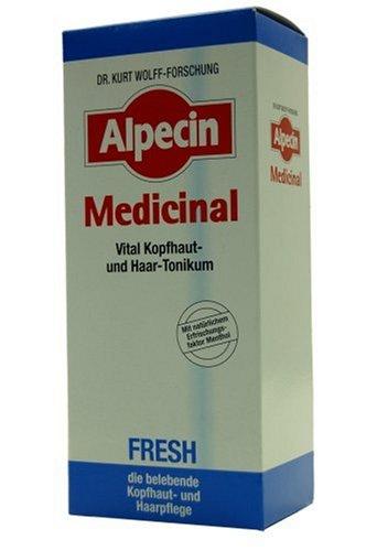 Alpecin Medicinal fresh haarwasser   - belebende kopfhaut- und haarpflege