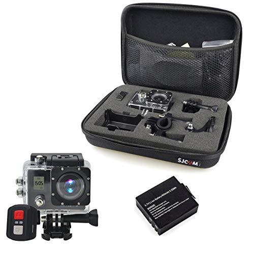 Telecamera per videocamera sportiva dual screen impermeabile ultra hd 4k camera camcorder