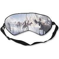 Sleep Eye Mask Animals Winter Lightweight Soft Blindfold Adjustable Head Strap Eyeshade Travel Eyepatch E19 preisvergleich bei billige-tabletten.eu
