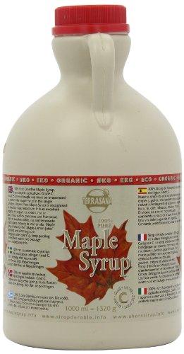 Terrasana Organic Maple Syrup 1 Litre