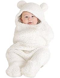 Sacco a pelo per neonati di viaggio 0-12 mesi - bambino sacco a pelo di lana bc9510c1825d
