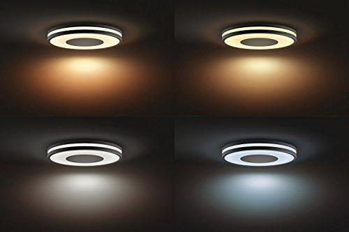 Plafoniere Led Philips Prezzo : Philips lighting plafoniera 3261030p7 hue being lampada da soffitto