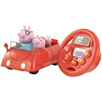 Peppa Pig Vehículo Drive & Steer coches