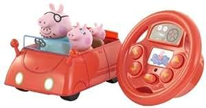 peppa pig voiture conduire et piloter voiture. Black Bedroom Furniture Sets. Home Design Ideas