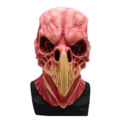 Goblin Kostüm - WWJIE Halloween-Horror-/Goblin-Maske, Bar/Spukhaus, lustige Maske