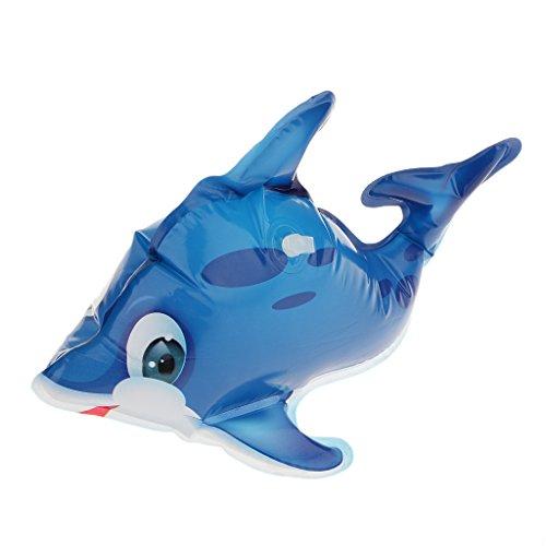 Preisvergleich Produktbild Mini Aufblasbare Wind Up Delphin Modell Spielzeug Für Kinder Kinder