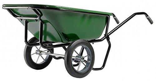 Brouette 2 roues - Caisse 230L