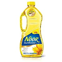 NOOR Sunflower Oil, 3 Litre