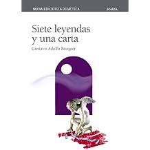 Siete leyendas y una carta (Clásicos - Nueva Biblioteca Didáctica)