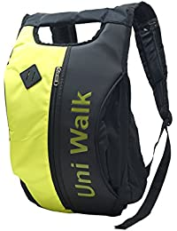 17d79319e6 Storite Night Reflector School-College-Tution-Gym Casual Backpack Bag-Neon  Green