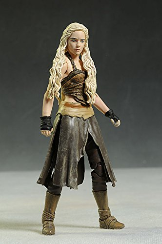 Funko 3907 Game of Thrones Toy - Daenerys Targaryen Deluxe Collectable Action Figure 9