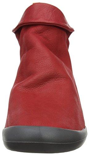 Softinos Farah, Stivali Donna Red (Red)