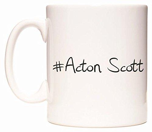 #Acton Scott Tasse de WeDoMugs, Divers