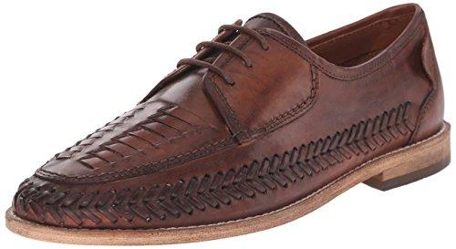 Hudson Anfa Calf, Chaussures à Lacets Homme Marron