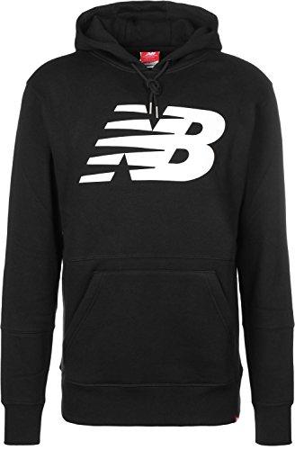 New Balance MT 73529 BK Classic Pullover Hoodie Black XL