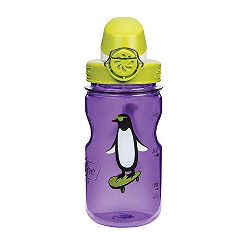 Nalgene 1263-0008 - Botella para niños, Color Morado