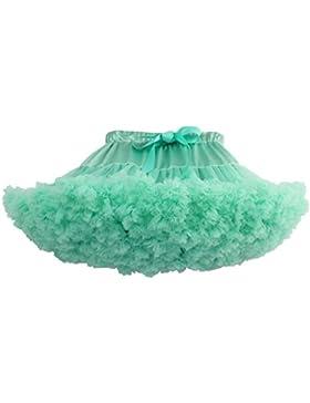 Ateid Falda de Tul Capas de Petticoat Tutú para Niñas 0-10 años